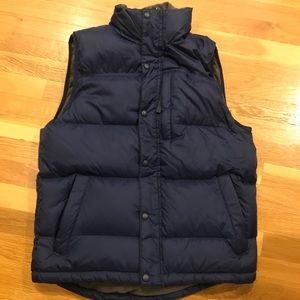 LL Bean Down Vest men's small